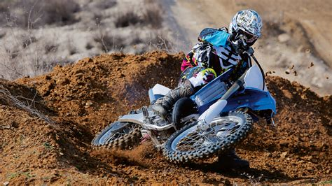 Segunda mano: Yamaha YZ 125 2015   Moto Verde ...