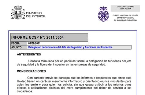 SEGURIDAD Y EMPLEO: PDF. Consulta formulada por un ...