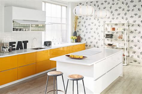 SEKTION   IKAN Installations Brings New IKEA Kitchens
