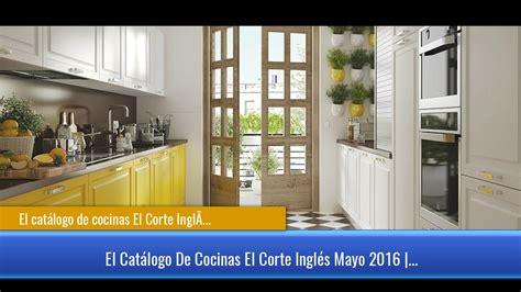 →El catálogo de cocinas El Corte Inglés   YouTube
