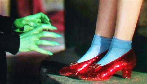 """""""El mago de Oz"""": recuperan zapatos robados hace 13 años ..."""