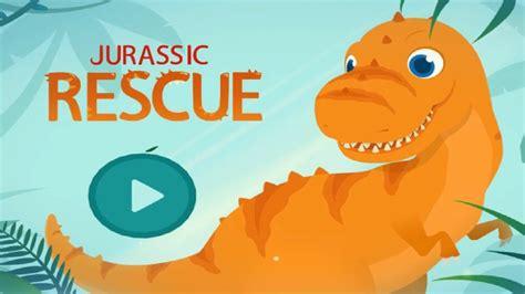 ️El Tiranosaurio Rescata a los Dinosaurios Jurassic ...