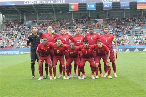 Seleção de sub 21 disputa hoje a final do Europeu ...