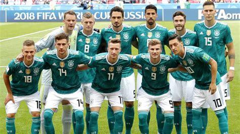 Selección alemana se disculpa y califica de justa su ...