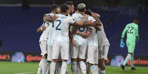 Selección Argentina hoy juega ante Bolivia por las ...