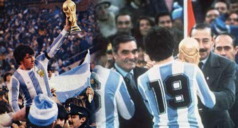 Selección Argentina: Un día como hoy se logró el primer ...