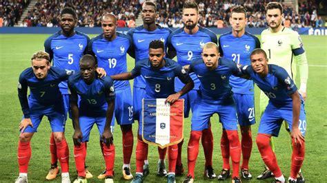 Selección Colombia: Así es Francia, el rival de Colombia ...