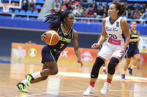 Selección Colombia de Baloncesto femenino clasificó por ...