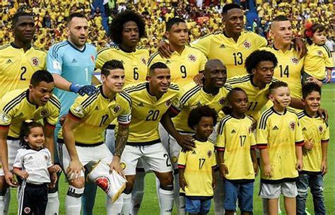 Selección Colombia: Esta será la alineación oficial ante ...
