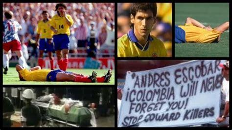Selección Colombia: Se cumplen 24 años del asesinato de ...