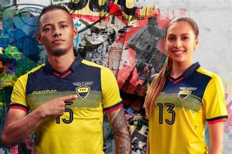 Selección de Ecuador tiene nueva camiseta para el Mundial ...