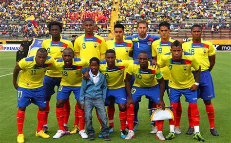 Selección de Ecuador viajó a Argentina | La República EC
