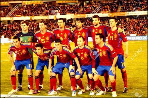 SELECCIÓN DE ESPAÑA contra República Checa 25/03/2011 ...