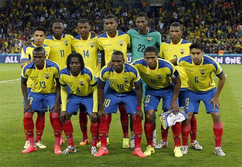Selección de fútbol de Ecuador, salpicada por nueva ...