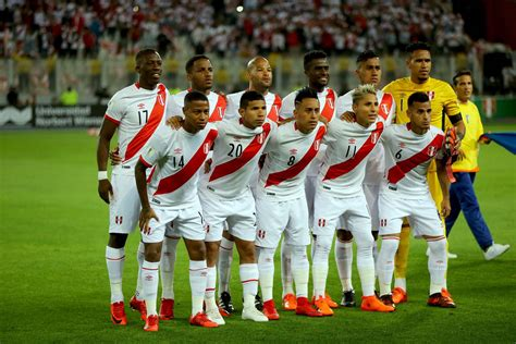 Selección de fútbol de Perú triplicará su valor tras ...