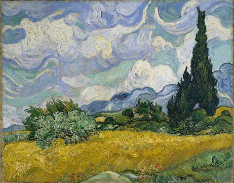 Selección de obras de Vincent van Gogh
