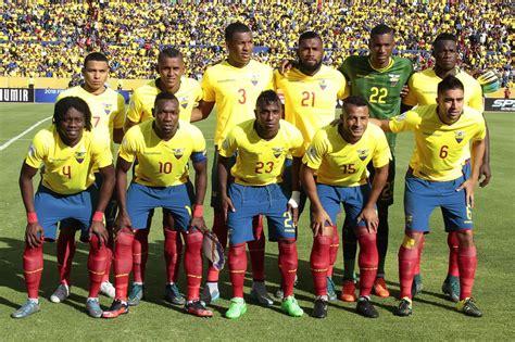 Selección Ecuador   Copa América 2016 en EL PAÍS
