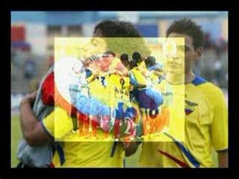Seleccion ecuatoriana de futbol campeona panamericana ...