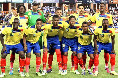 SELECCION ECUATORIANA DE FUTBOL – ECUADOR AL MUNDIAL