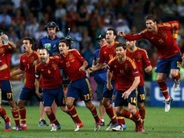 Selección España de fútbol y Lionel Messi, nominados ...