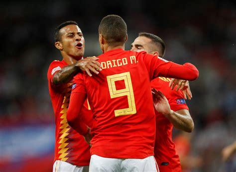 Selección Española de Fútbol   Hoy