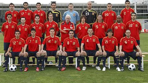 Seleccion Española De Futbol :: South Africa 2010