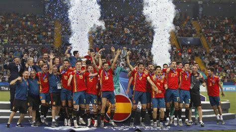 Selección Española: La Euro Sub 21 pasará a 2022   AS.com