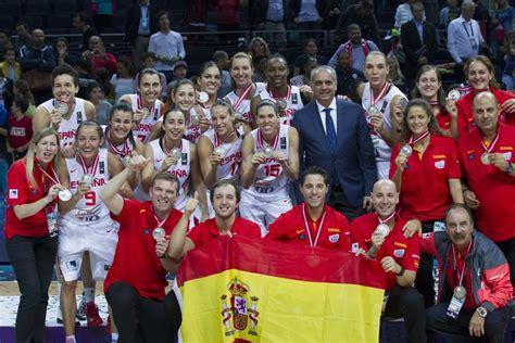 Selección Femenina de Baloncesto 2019