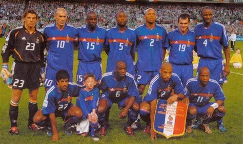 Selección francesa de fútbol en 1962 y 2005: buen ...