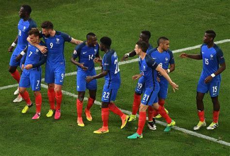 SELECCION FRANCESA: Francia se mantiene en el 6to puesto ...