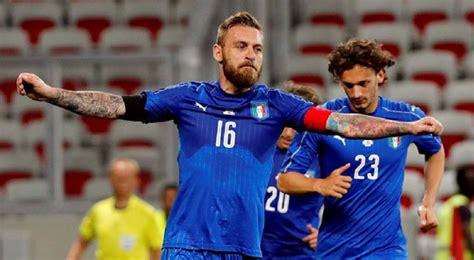 Seleccion Italiana De Futbol | Casi no juega en Boca y fue ...