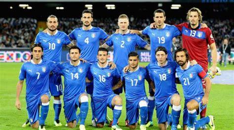 Selección Italiana: La paradoja de Italia, a examen ...