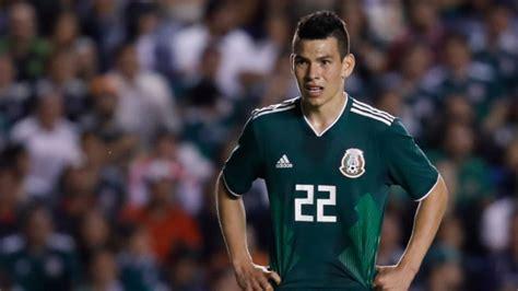 Selección Mexicana: Chucky Lozano causa baja de la ...