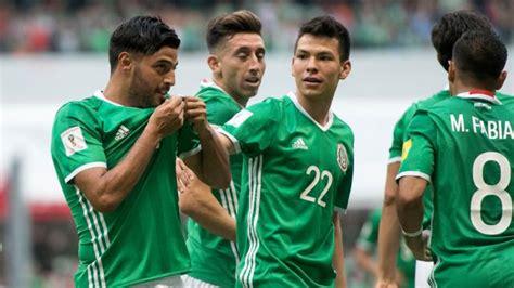 Selección Mexicana es la que más vende para Rusia 2018 ...