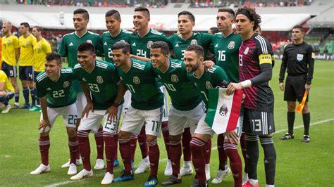 Selección Mexicana: los números que usará el Tri en Rusia ...