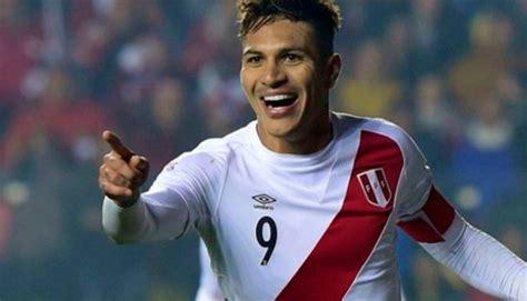 Selección peruana: Paolo Guerrero y Cristiano Ronaldo ...