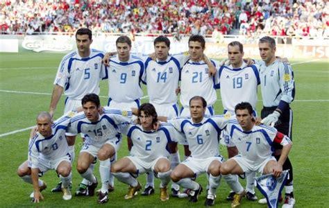 Seleções Imortais – Grécia 2004   Imortais do Futebol