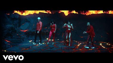 Selena And Cardi Ooze Sex Appeal  Taki Taki  Music Video ...