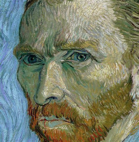 Self portrait Painting by Vincent Van Gogh