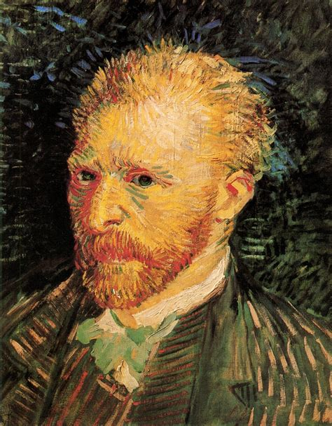 Self Portrait   Vincent van Gogh   WikiArt.org ...