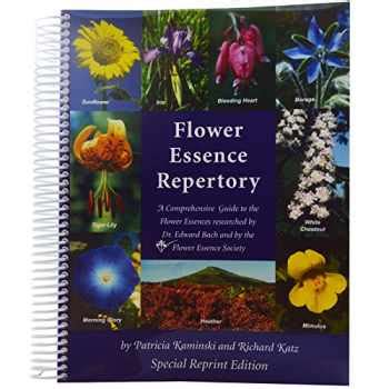 Sell, Buy or Rent Flower Essence Repertory: A ...