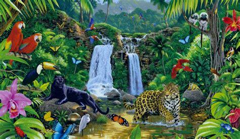 SELVA | Qué es, ejemplos, características, clima, flora y ...