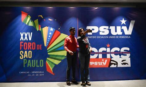 Sem Evo Morales, partido MAS participa do Foro de São ...
