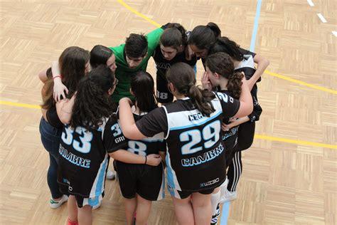Semifinal Liga Infantil Femenino 3ª División. Baloncesto ...