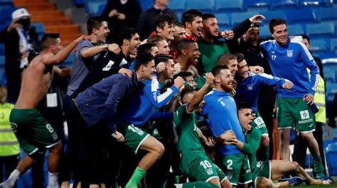 Semifinales Copa del Rey 2018; El Leganés elimina al Real ...
