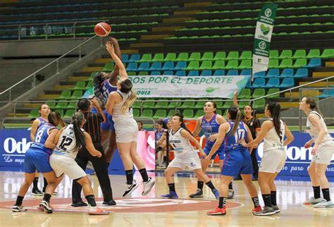 Semifinales de la Liga Superior de baloncesto femenino ...