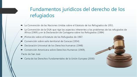 Seminario Derecho de los refugiados