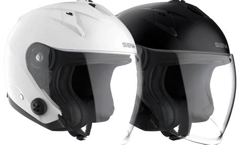 Sena Econo, el casco jet con Bluetooth integrado pensado ...