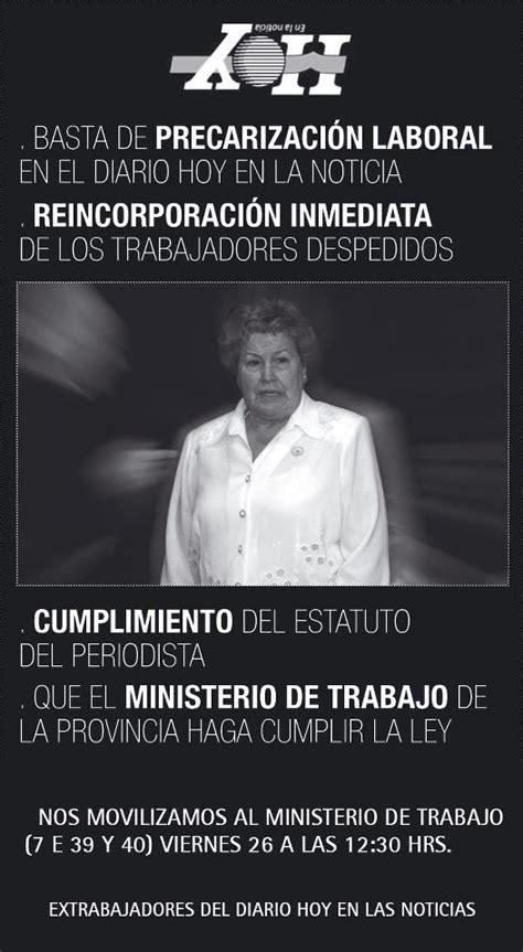 Señales: La Plata: Movilización de los trabajadores del ...