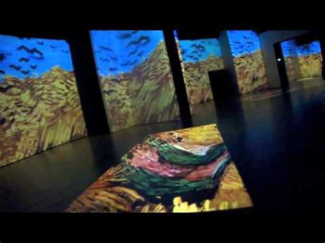 [SENATUS TV] Van Gogh Alive   the Exhibition   YouTube